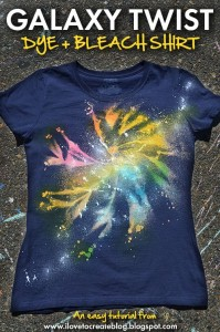 Galaxy T-shirt @ Cohocton Public Library | Cohocton | New York | United States