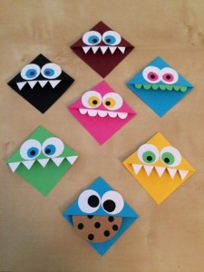 Book Mark Monsters @ Cohocton Public Library | Cohocton | New York | United States