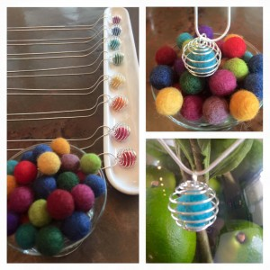 Essential Oil Diffuser Pendants @ Cohocton Public Library | Cohocton | New York | United States
