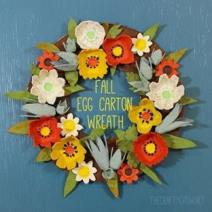 Fall Wreath @ Cohocton Public Library | Cohocton | New York | United States