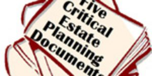 Five Critical Estate Planning Documents @ Cohocton Public Library | Cohocton | New York | United States